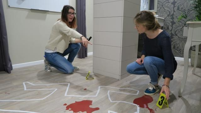 Article ouest France sur escape game de Brest, Mystery O'Clock